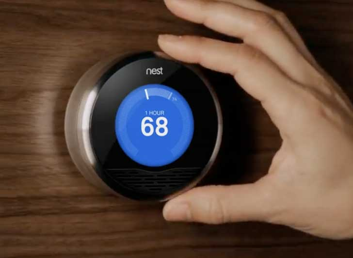 Nest Thermostat  Innovation Comes Home